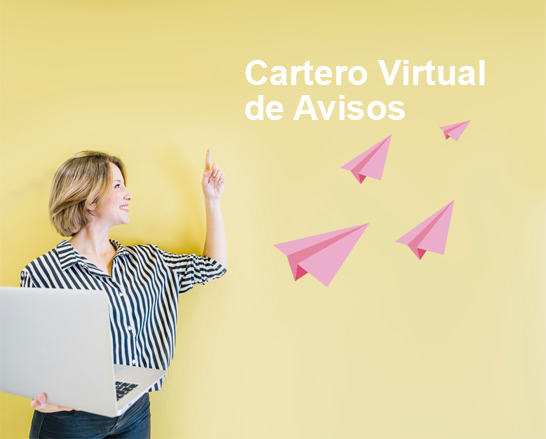 Cartero virtual de Avisos de pago