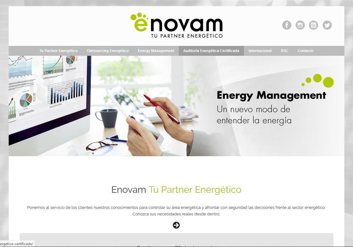 Cliente Enovam