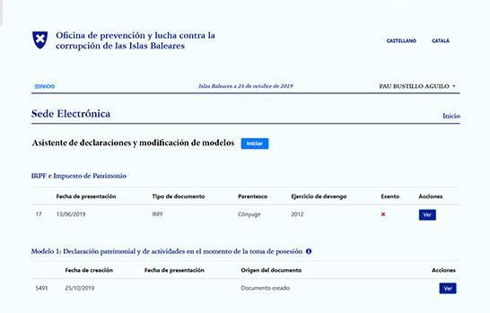 Oficina de Prevención y Lucha Contra la Corrupción de Islas Baleares